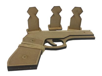 Pistola Bandas Elásticas